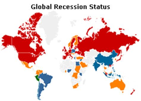Global economic and lobal recession - Essay Example